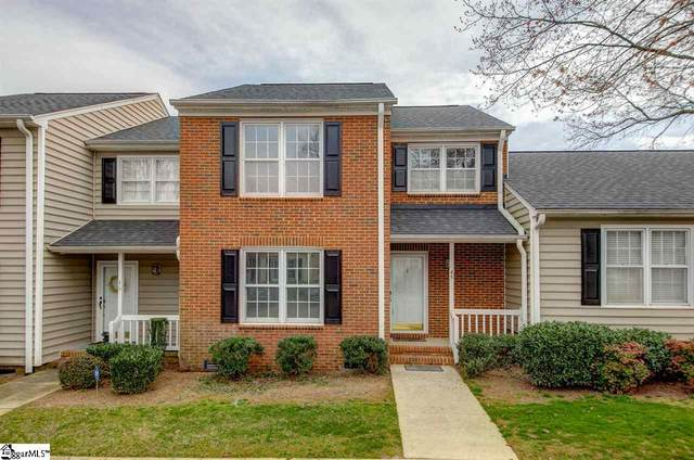 40 Wood Pointe Drive #45, Greenville, SC 29615 (#1439500) :: Modern