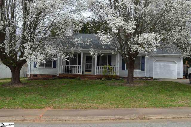 8 Fairwood Drive, Greenville, SC 29617 (#1439503) :: The Robby Brady Team