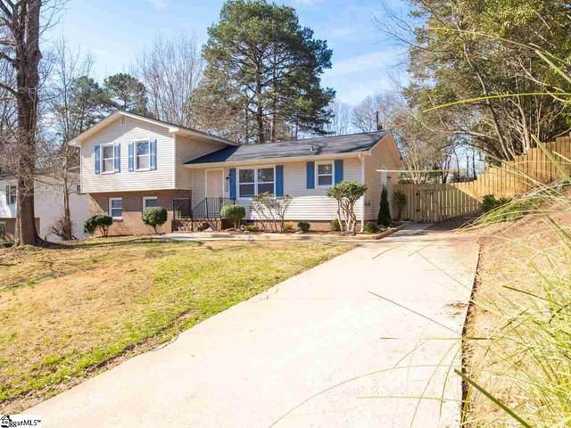 204 Chuckwood Drive, Simpsonville, SC 29680 (#1439509) :: Modern
