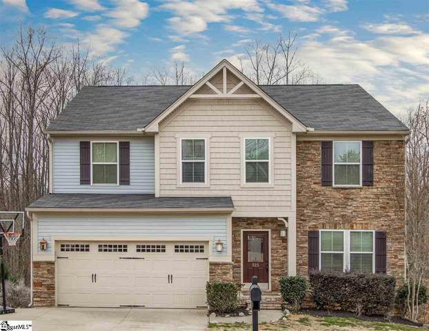 225 Meadow Rose Drive, Travelers Rest, SC 29690 (#1439591) :: Modern