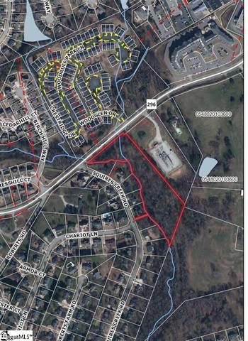 00 Five Forks Road, Simpsonville, SC 29681 (#1439657) :: J. Michael Manley Team