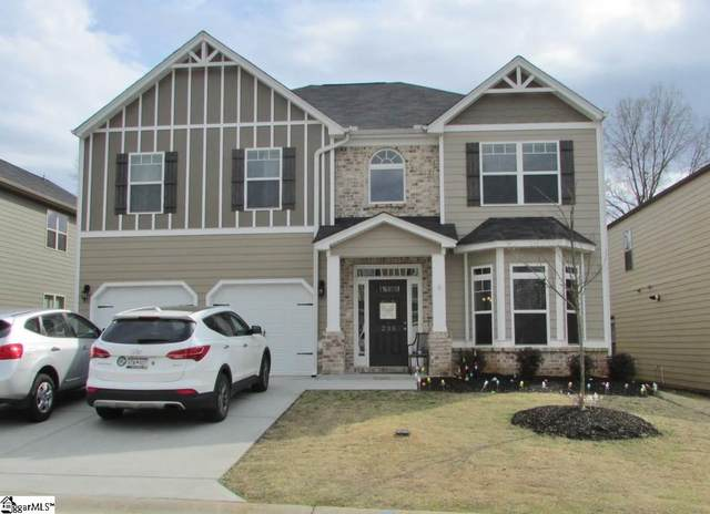 235 Heatherwood Lane, Greer, SC 29651 (#1439663) :: Modern
