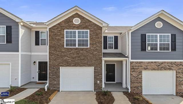 1332 Wunder Way Lot 120, Boiling Springs, SC 29316 (#1439680) :: The Robby Brady Team