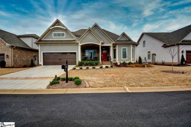 412 Santa Cruz Way, Simpsonville, SC 29680 (#1439682) :: Expert Real Estate Team