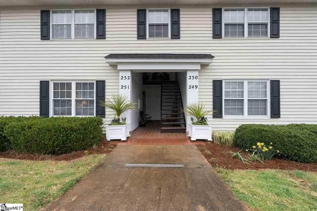 925 Cleveland Street #252, Greenville, SC 29601 (#1439753) :: Hamilton & Co. of Keller Williams Greenville Upstate