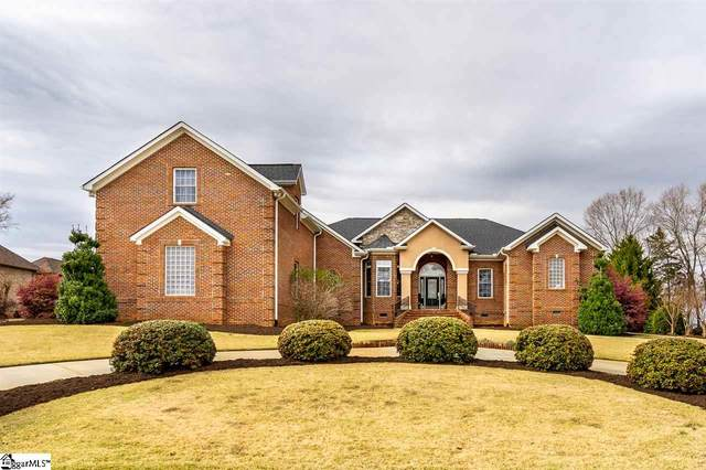 933 Wax Myrtle Court, Greer, SC 29651 (#1439758) :: Hamilton & Co. of Keller Williams Greenville Upstate