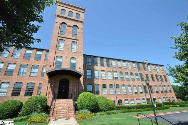 400 Mills Avenue Unit 117, Greenville, SC 29605 (#1439787) :: The Haro Group of Keller Williams
