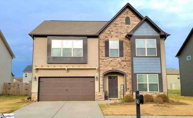 8 Chadmore Street, Simpsonville, SC 29680 (#1439812) :: Dabney & Partners