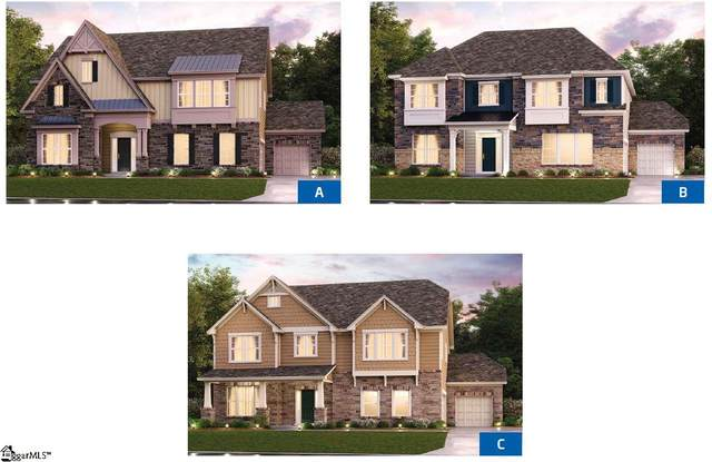 113 Ebenway Lane, Simpsonville, SC 29680 (#1439859) :: Modern