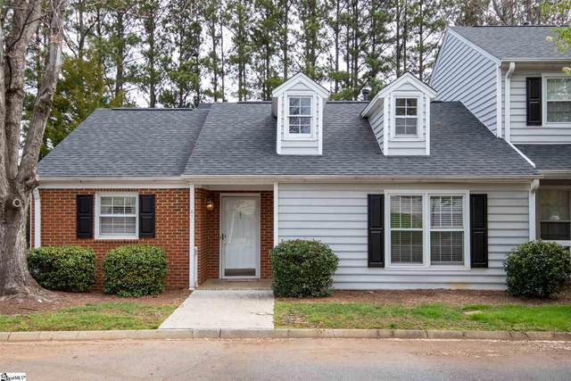 40 Wood Pointe Drive Unit 61, Greenville, SC 29615 (#1439870) :: Dabney & Partners