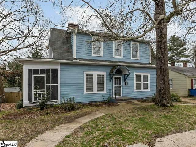 203 S Hampton Drive, Spartanburg, SC 29307 (#1439875) :: Modern