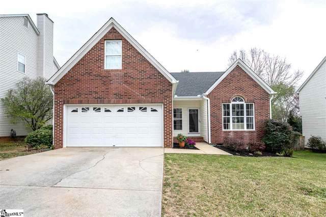 309 Cresthaven Place, Simpsonville, SC 29681 (#1439934) :: Expert Real Estate Team
