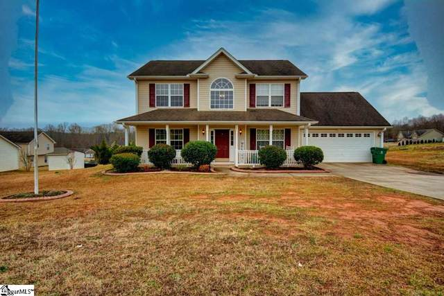 262 Gibbs Road, Wellford, SC 29385 (#1439942) :: Expert Real Estate Team
