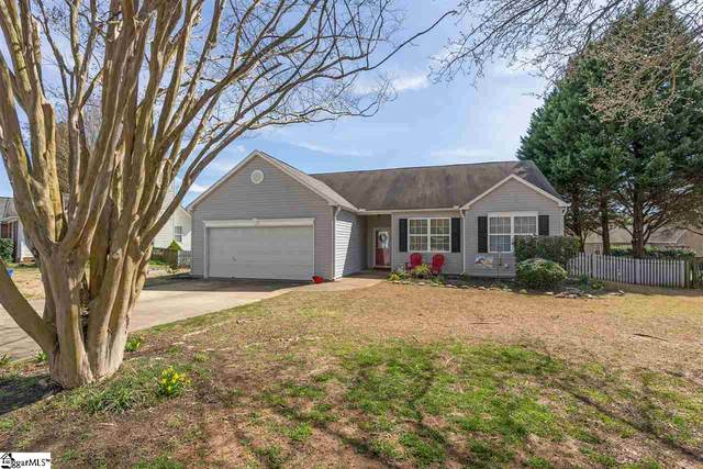 8 Equestrian Court, Simpsonville, SC 29680 (#1439980) :: The Toates Team