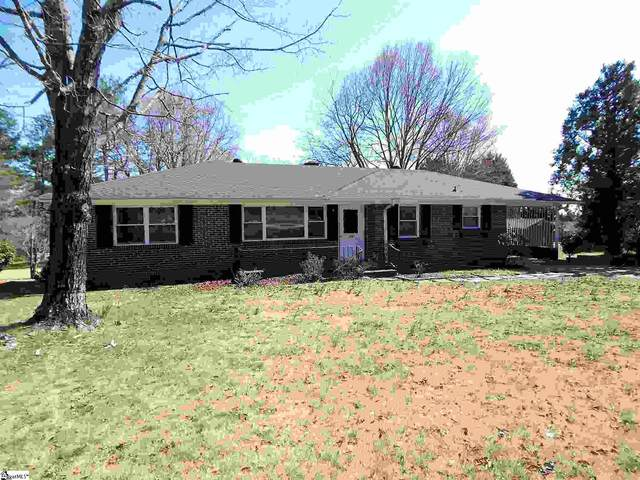 204 Hillside Drive, Greer, SC 29651 (#1440001) :: The Robby Brady Team