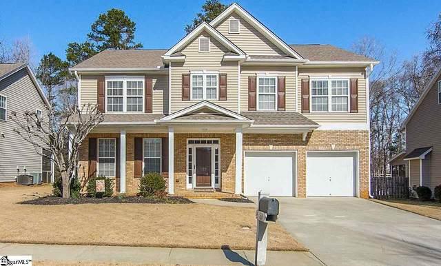 537 Kingsmoor Drive, Simpsonville, SC 29681 (#1440028) :: Expert Real Estate Team