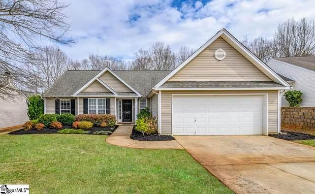 206 Bonnie Woods Drive, Greenville, SC 29605 (#1440039) :: Modern
