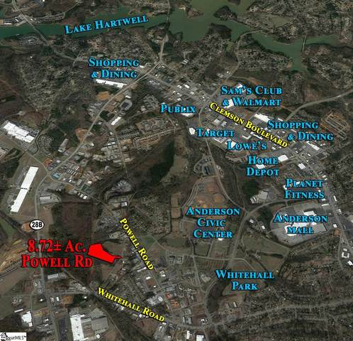 000 Tr1 Powell Road, Anderson, SC 29625 (#1440052) :: The Haro Group of Keller Williams