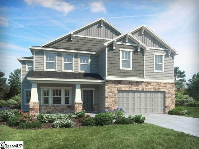 801 Whitemarsh Drive, Simpsonville, SC 29680 (#1440070) :: DeYoung & Company