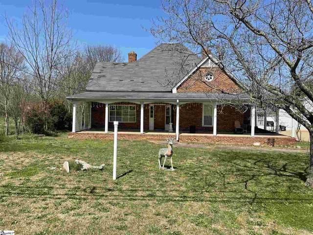 713 E Poinset Street, Greer, SC 29651 (#1440094) :: Expert Real Estate Team