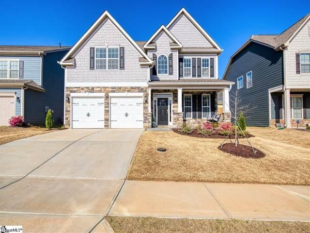 211 Raleighwood Lane, Simpsonville, SC 29681 (#1440131) :: Modern