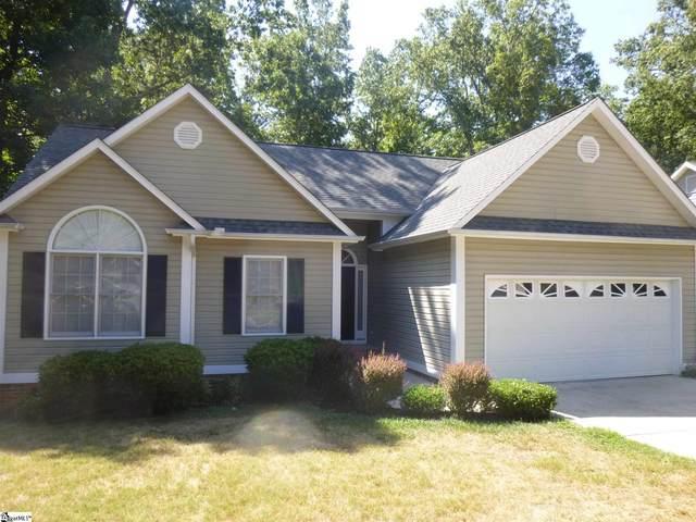 401 Oak Valley Drive, Simpsonville, SC 29681 (#1440135) :: DeYoung & Company