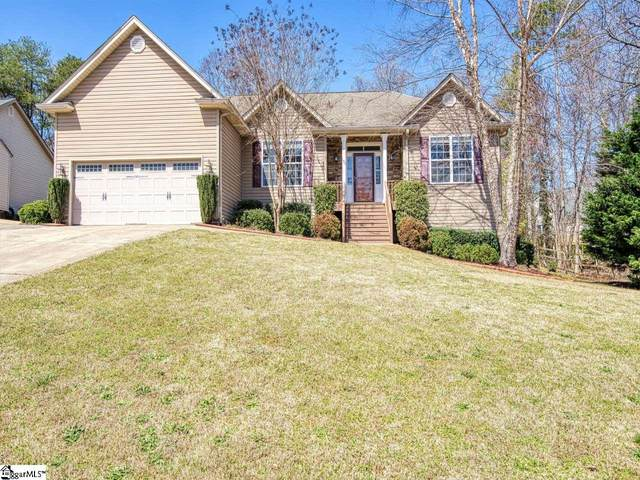 153 Fox Run Circle, Greer, SC 29651 (#1440184) :: Modern