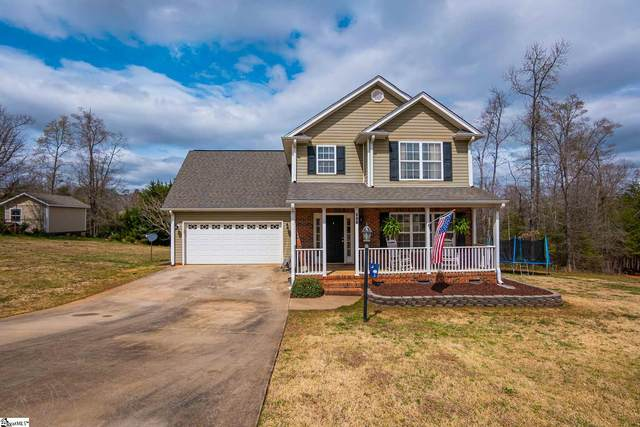 511 Amber Crest Court, Lyman, SC 29365 (#1440189) :: DeYoung & Company
