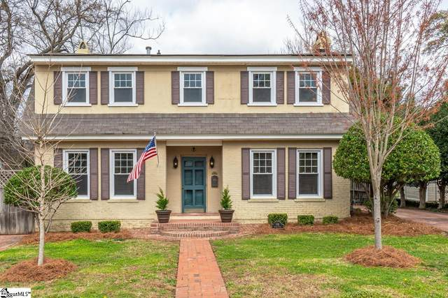 108 Grove Road, Greenville, SC 29605 (#1440233) :: Parker Group