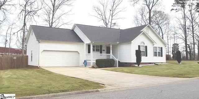 200 Ellen Woodside Street, Pelzer, SC 29669 (#1440359) :: Modern
