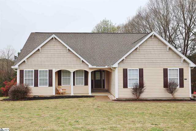 124 Abners Run Drive, Greer, SC 29651 (#1440362) :: The Haro Group of Keller Williams