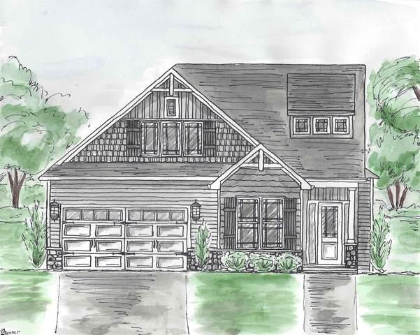 107 Stanbury Drive, Clemson, SC 29631 (#1440365) :: Modern