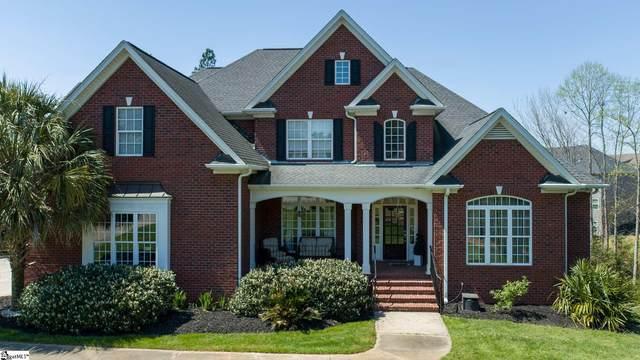 38 Graywood Court, Simpsonville, SC 29680 (#1440371) :: Modern