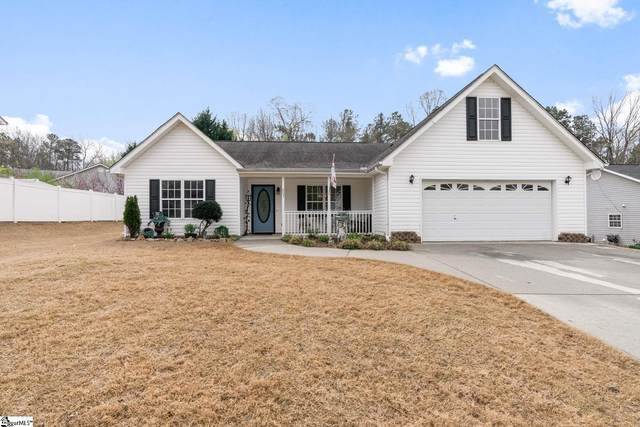 603 Veryfine Drive, Fountain Inn, SC 29644 (#1440411) :: Modern