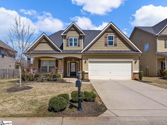 309 Graylin Drive, Spartanburg, SC 29301 (#1440431) :: Hamilton & Co. of Keller Williams Greenville Upstate