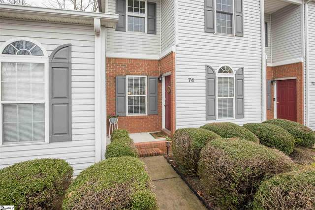 74 Huntress Drive, Greer, SC 29651 (#1440435) :: The Robby Brady Team