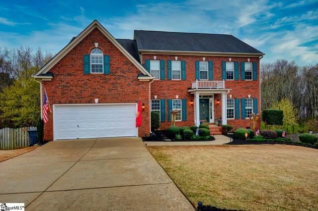14 Suffolk Downs Way, Greenville, SC 29615 (#1440439) :: Expert Real Estate Team