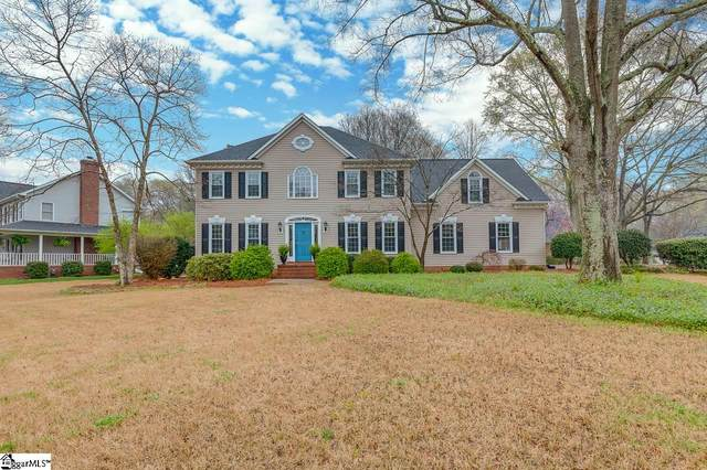 4 Thorn Hill Court, Simpsonville, SC 29681 (#1440441) :: Hamilton & Co. of Keller Williams Greenville Upstate