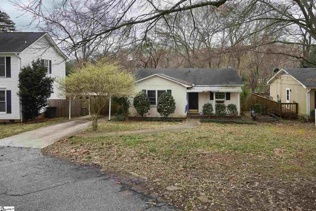 110 Brookview Circle, Greenville, SC 29605 (#1440456) :: Hamilton & Co. of Keller Williams Greenville Upstate