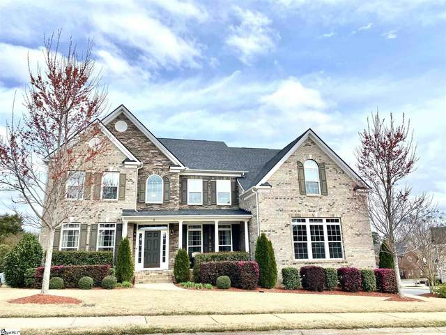 2 Clifton Grove Way, Simpsonville, SC 29681 (#1440488) :: Green Arc Properties