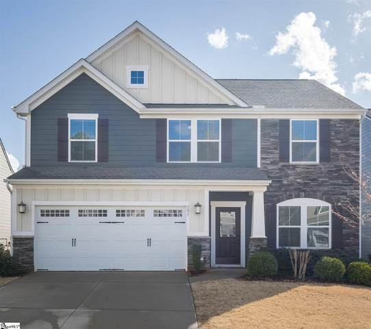 151 Belshire Drive, Greer, SC 29650 (#1440554) :: DeYoung & Company