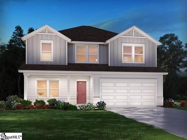 641 Grays Creek Road, Spartanburg, SC 29301 (#1440557) :: Modern