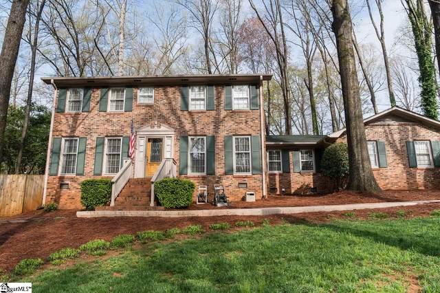 263 Fairlane Drive, Spartanburg, SC 29307 (#1440573) :: Expert Real Estate Team