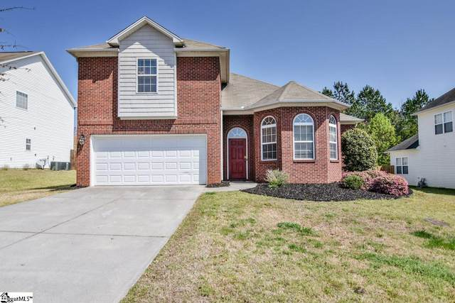 149 Spirit Mountain Lane, Easley, SC 29642 (#1440621) :: Modern