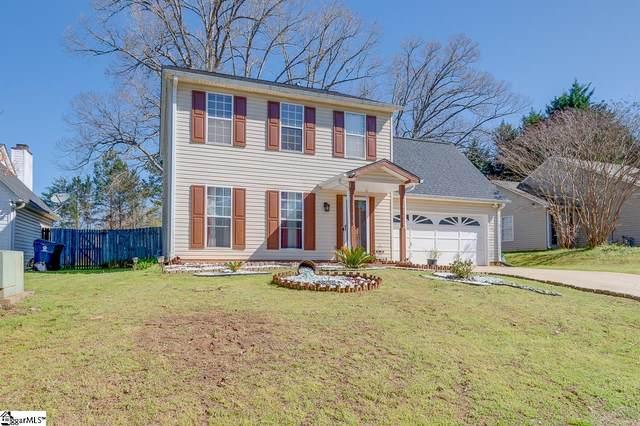 134 W Long Creek Court, Simpsonville, SC 29680 (#1440622) :: DeYoung & Company