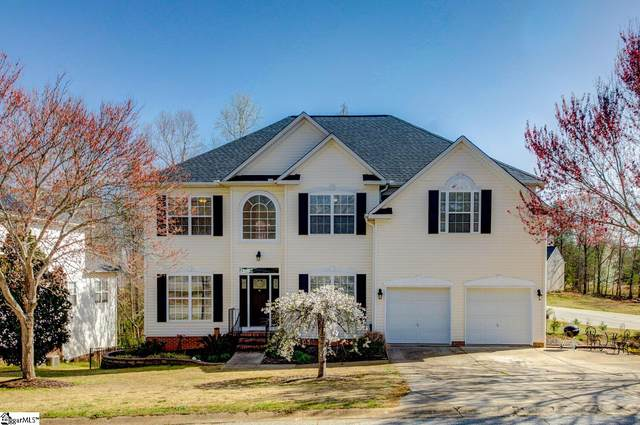 343 Woodsberry Shoals Drive, Duncan, SC 29334 (#1440635) :: The Toates Team