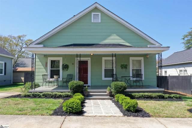 11 Seyle Street, Greenville, SC 29605 (#1440648) :: Hamilton & Co. of Keller Williams Greenville Upstate