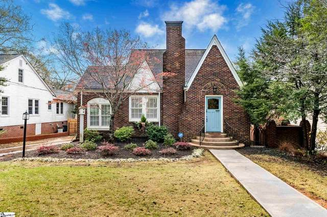 25 W Tallulah Drive, Greenville, SC 29605 (#1440663) :: The Robby Brady Team