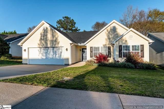 11 Landing Lane, Simpsonville, SC 29681 (#1440675) :: Modern