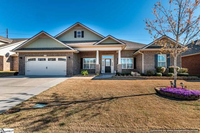 15 Choppee Court, Simpsonville, SC 29681 (#1440685) :: DeYoung & Company